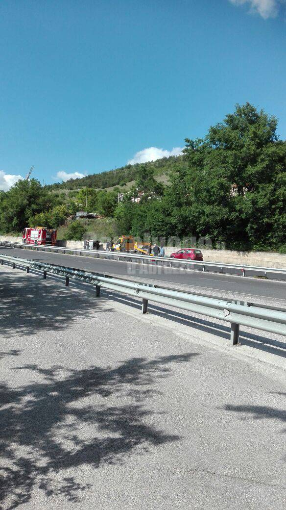 incidente superstrada
