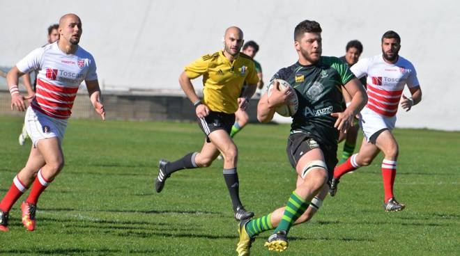 L'Aquila Rugby contro Medicei