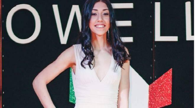 Marianna Pizzo Miss Mondo Abruzzo 2017