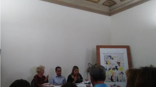 Domenico Nardecchia presenta Raffigurazioni