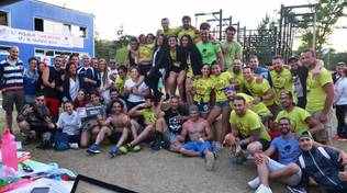 L'Aquila Throwdown 2017