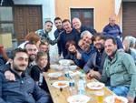 Montereale festa sindaco Giorgi