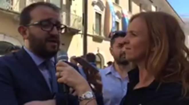 L'Aquila al voto: è testa a testa tra Biondi e Di Benedetto