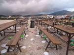 Campo Imperatore rifiuti