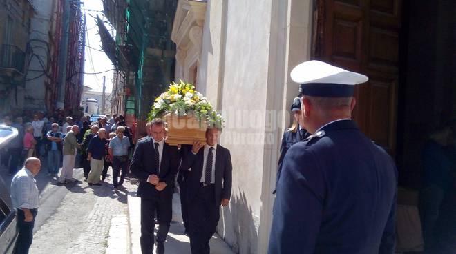 Marcello Mariani funerali