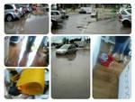 pioggia e danni