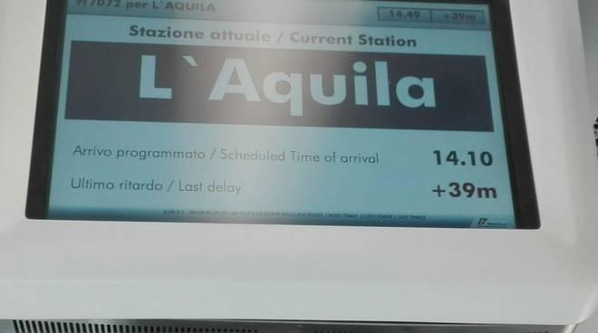 ritardo treni