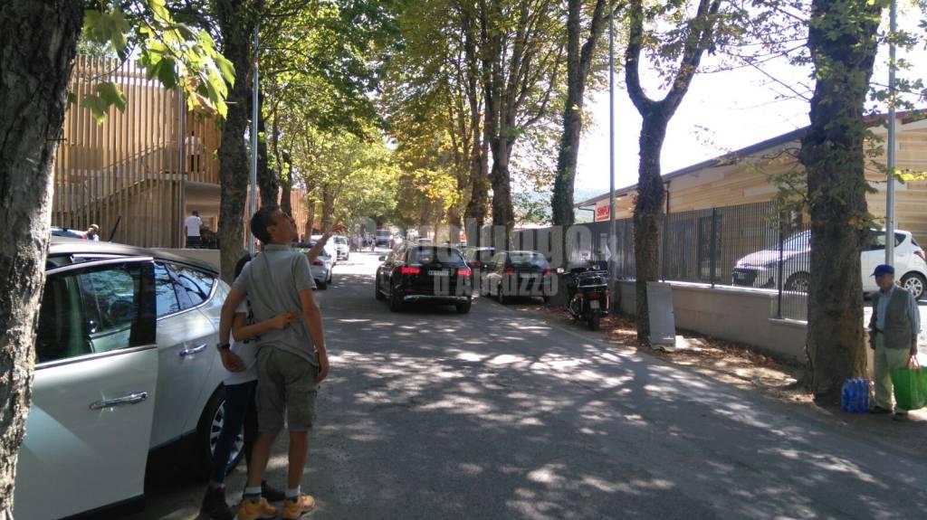 Il Centro Italia un anno dopo