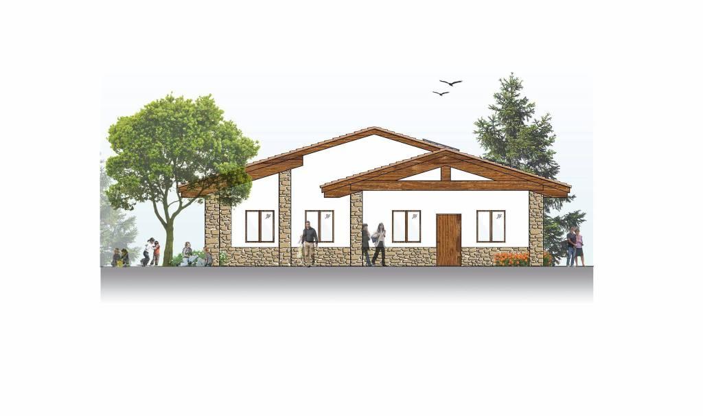 casa comunità campotosto