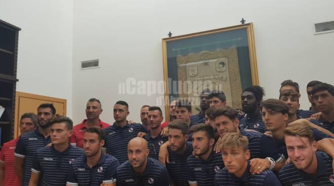 L'Aquila Calcio presentazione