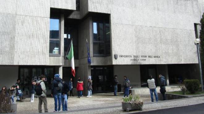 coppito università