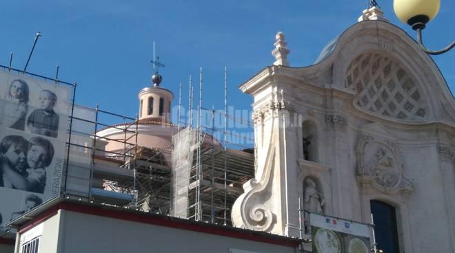 cupola anime sante L'Aquila