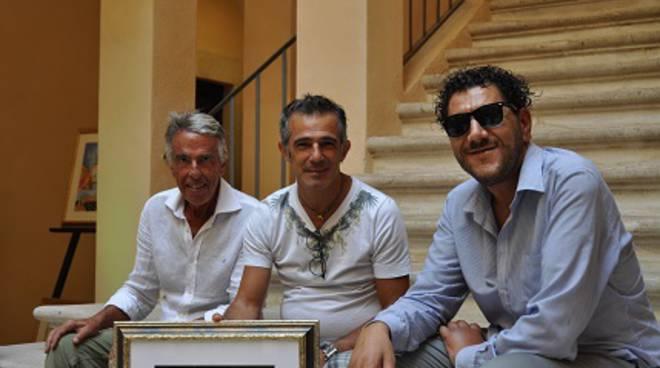 Paolo Fresu e Giancarlo Ciccozzi