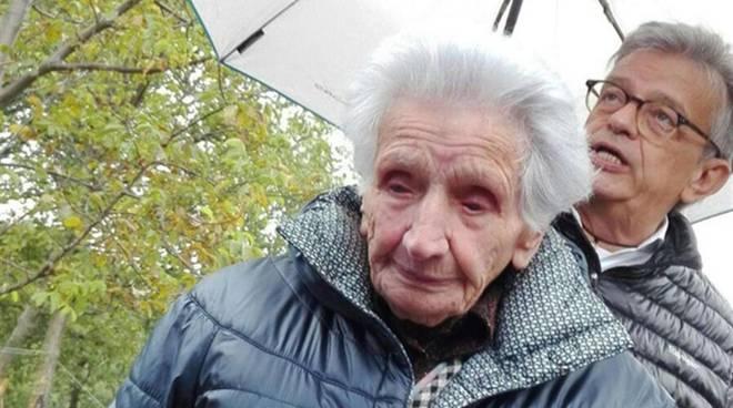 peppina sfrattata a 95 anni