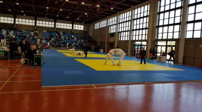torneo di judo desideri