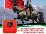 festa della bandiera albanese