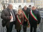 metanodotto snam: missione a Roma