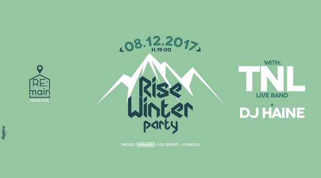 rise winter party