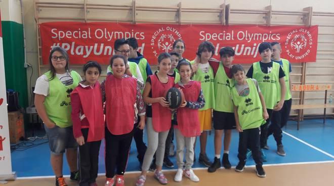 special olympics dante