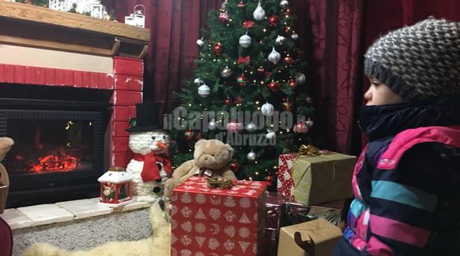Villaggio Babbo Natale a Coppito