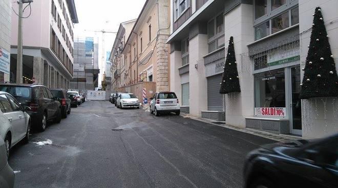 centro, corso federico II