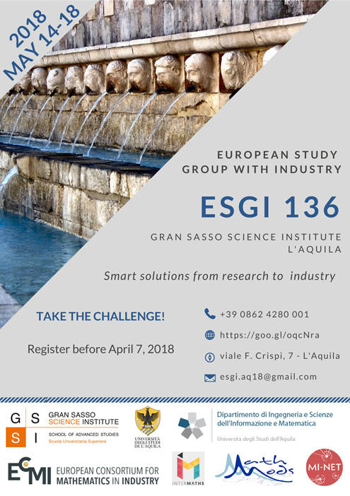 European Study Group with Industry