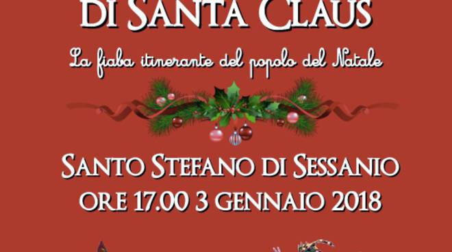 folletti santa claus