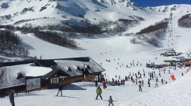 SNOW SIDE CUP OVINDOLI MONTE MAGNOLA
