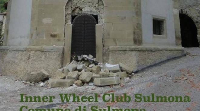 terremoto sulmona