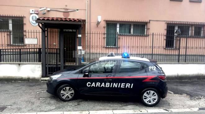 carabinieri capistrello