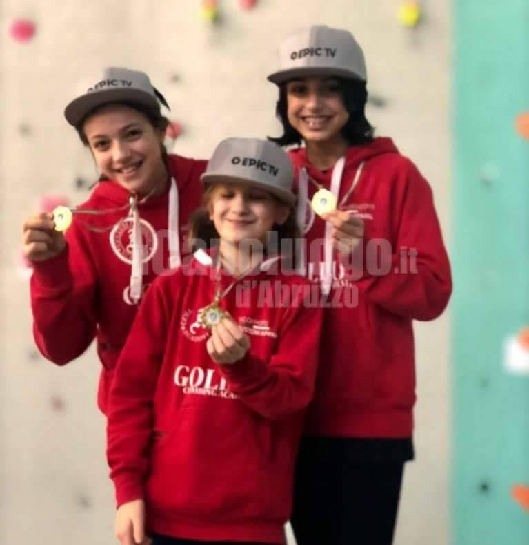 Gollum Climbing Academy - Premiazione