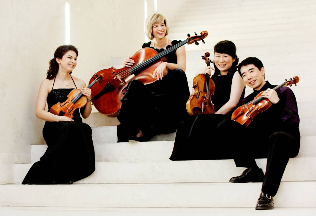 pacific quartet