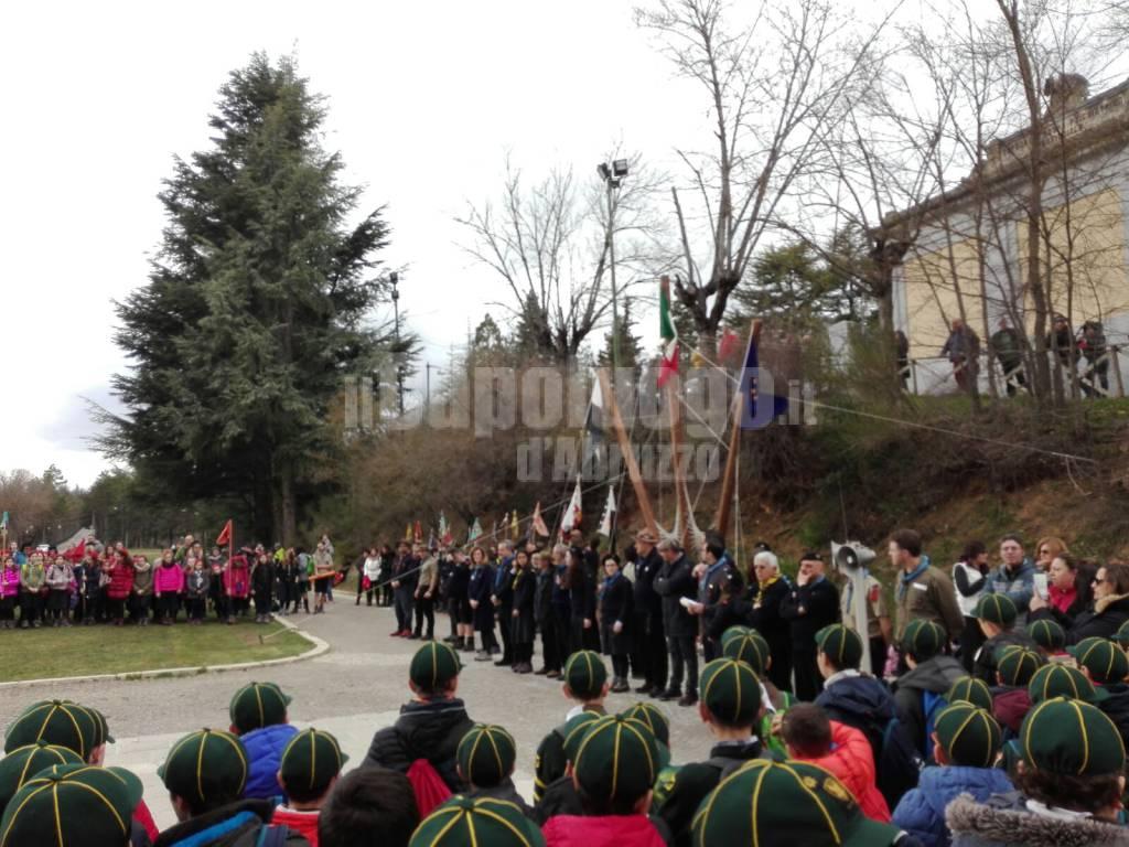 800 scout a L'Aquila