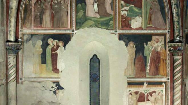 complesso francescano castelvecchio calvisio
