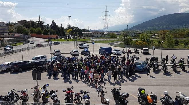adunata moto protesta ianni