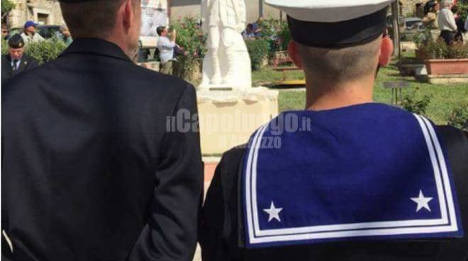 andrea bafile inaugurazione monumento