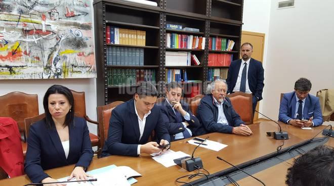 forza italia conferenza