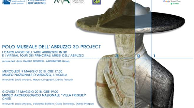 Polo Museale dell'Abruzzo 3D Project