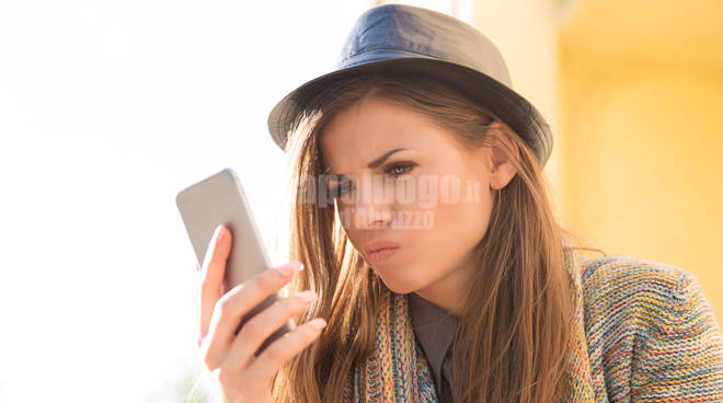 stalker donna telefono