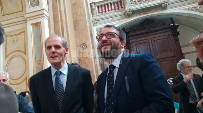 Anime Sante, la visita dell'ambasciatore francese