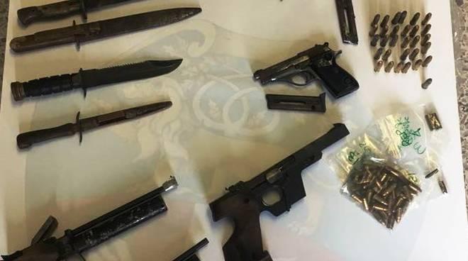 armi carabinieri