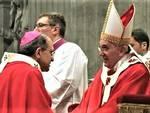MONS. PETROCCHI cardinale e l'aquila