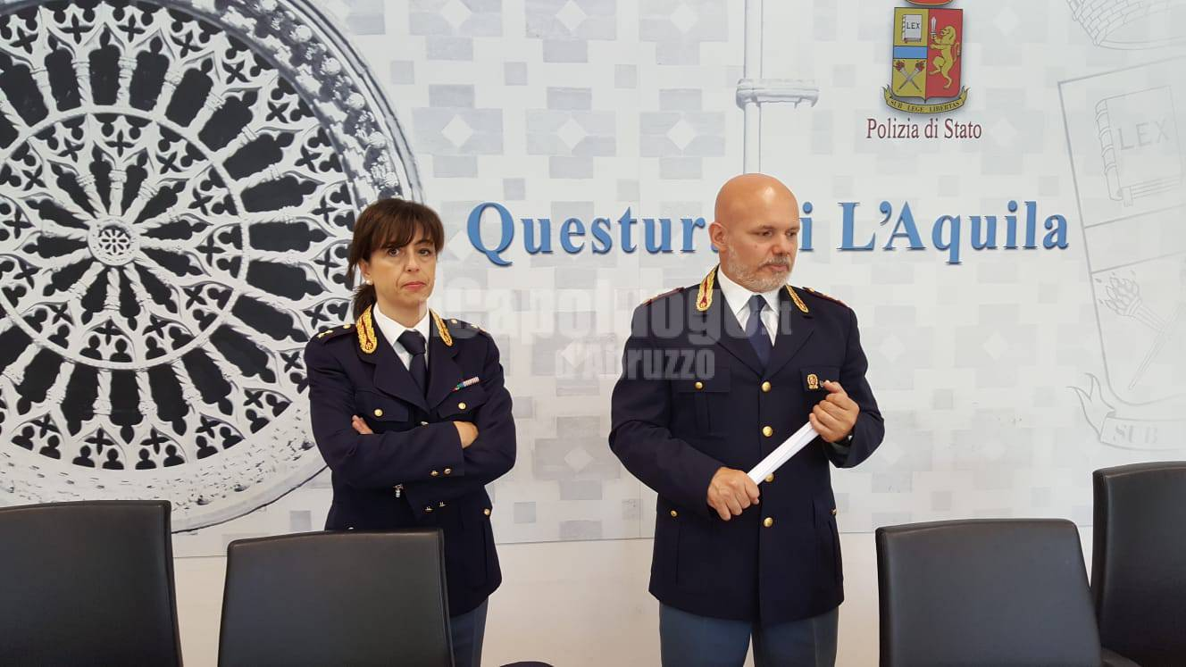 polizia niglio