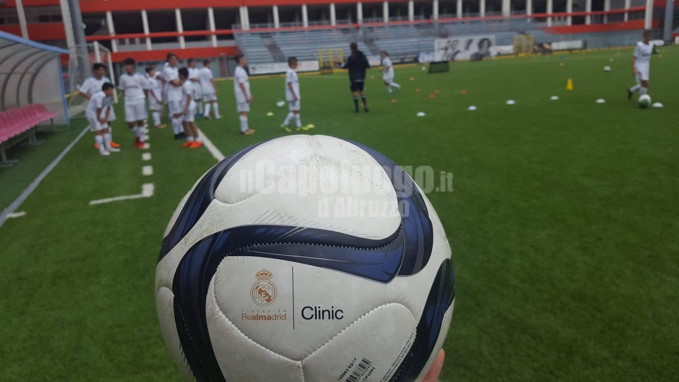 Real Madrid Camp, la cerimonia conclusiva