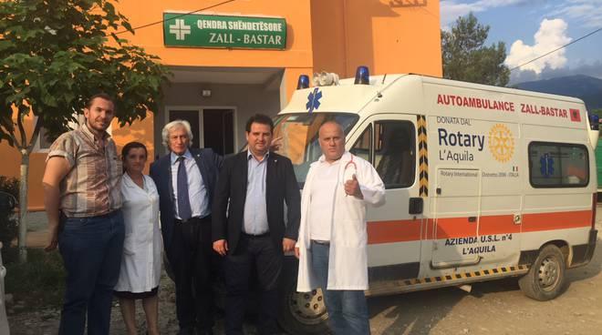 ambulanza albania