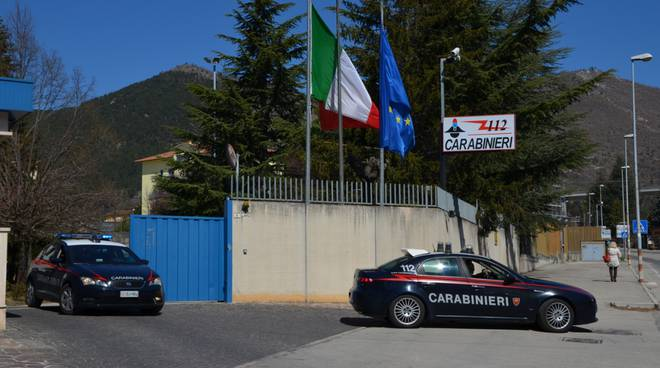 comando carabinieri