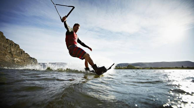 locandina wakeboard