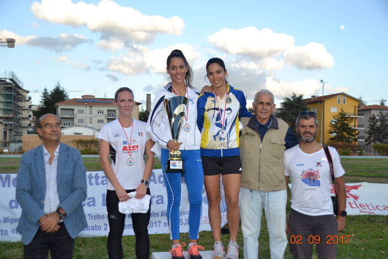 atletica l'aquila meeting