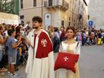dama della bolla 2018 protopapa , giovin signore e dama croce