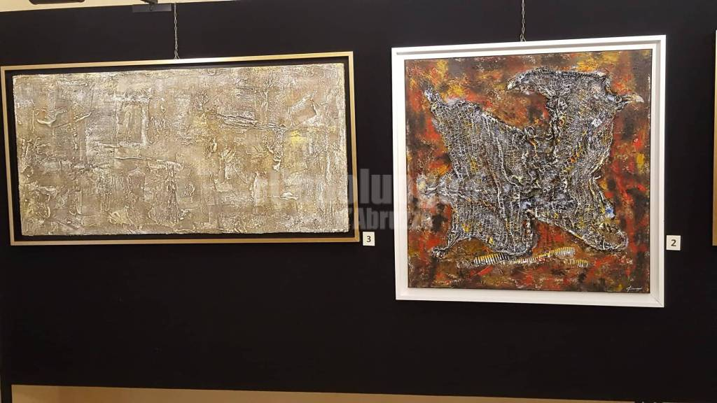 Mostra di Giancarlo Ciccozzi